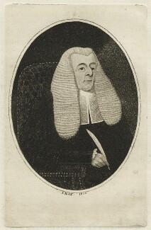 Alexander Wedderburn, 1st Earl of Rosslyn (Lord Loughborough), by John Kay - NPG D20507