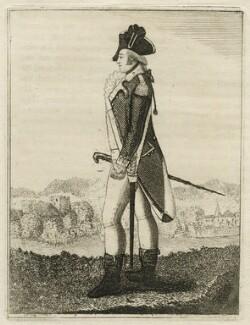 John Campbell of Blythswood, by John Kay - NPG D20508