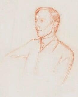 Herbert Albert Laurens Fisher, by William Rothenstein - NPG 6690
