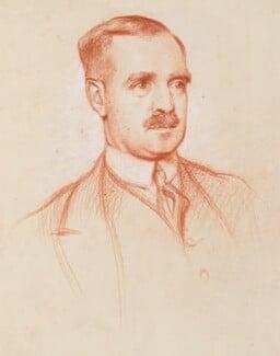 Sir Arnold Talbot Wilson, by William Rothenstein - NPG 6698