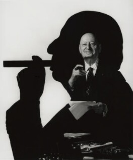 Lew Grade, Baron Grade, by Cornel Lucas, 1996 - NPG x87110 - © estate of Cornel Lucas