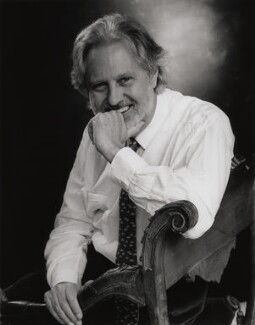 David Terence Puttnam, Baron Puttnam, by Cornel Lucas - NPG x87554