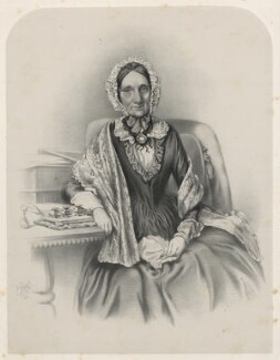 Unknown woman, by Richard James Lane, after  Grant - NPG D22463