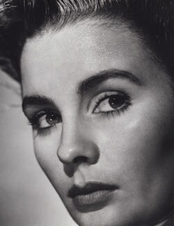 Jean Simmons, by Cornel Lucas - NPG x23308