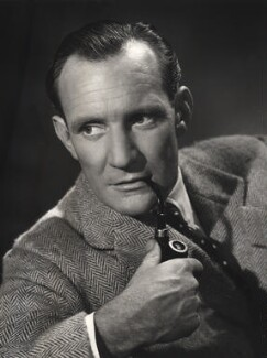 Trevor Howard (Trevor Wallace Howard-Smith), by Cornel Lucas - NPG x23306