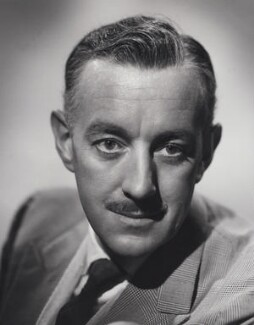 Sir Alec Guinness, by Cornel Lucas, 1954 - NPG x23302 - © estate of Cornel Lucas