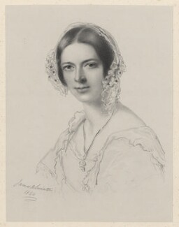 Unknown woman, by Richard James Lane, after  James Rannie Swinton - NPG D22475