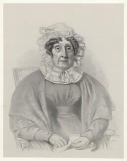Unknown woman, by Richard James Lane - NPG D22480