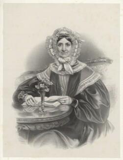 Unknown woman, by Richard James Lane - NPG D22481