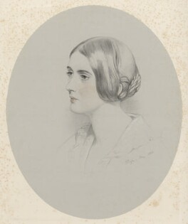 Hope Reeve (née Richardson), by Richard James Lane, after  Elizabeth (née Rigby), Lady Eastlake - NPG D22342