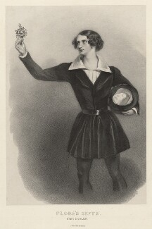 Ludwig Dobler, by Richard James Lane, printed by  Jérémie Graf - NPG D22374