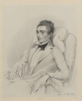 Edward Edlin, by Richard James Lane, after  C. Grant - NPG D22376