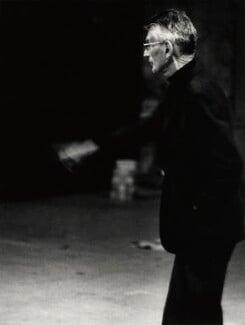 Samuel Beckett, by John Minihan - NPG x29005