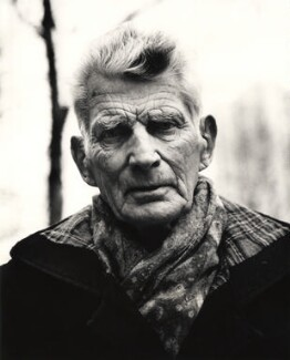 Samuel Beckett, by John Minihan - NPG x29008