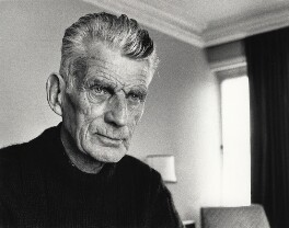Samuel Beckett, by John Minihan, 1980 - NPG x28990 - © John Minihan / National Portrait Gallery, London