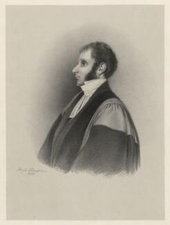 Dr Jacob, by Richard James Lane, after  Hugh Thompson, (1853) - NPG D22395 - © National Portrait Gallery, London