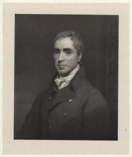 Thomas Murdoch, by Richard James Lane, after  Thomas Phillips - NPG D22433