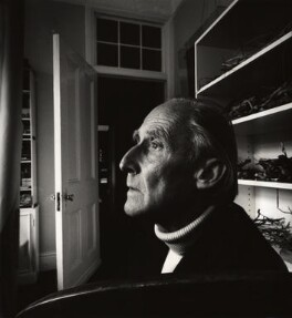 Bill Brandt, by Derry Moore, 12th Earl of Drogheda - NPG x126966
