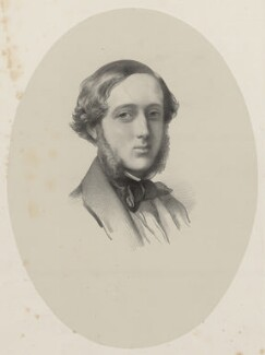 possibly Augustus Charles Lennox Fitzroy, 7th Duke of Grafton, by Richard James Lane, 1867 - NPG D22448 - © National Portrait Gallery, London