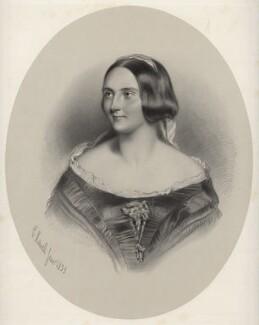Miss Ross, by Richard James Lane, after  Edmund Havell - NPG D22452
