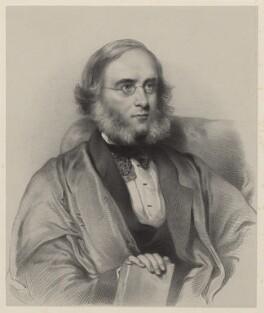 Dr Meiklejohn, by Richard James Lane - NPG D22455