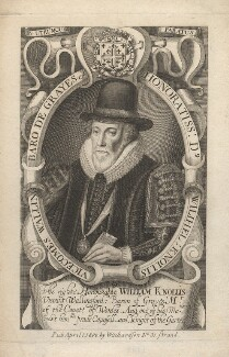 William Knollys, Earl of Banbury, published by William Richardson - NPG D17063