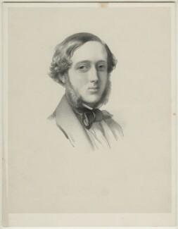 possibly Augustus Charles Lennox Fitzroy, 7th Duke of Grafton, by Richard James Lane, 1867 - NPG D16191 - © National Portrait Gallery, London