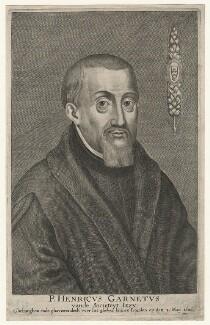 Henry Garnett, by Adriaen Lommelin - NPG D20540