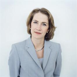Barbara Ann Cassani, by Harry Borden, 19 May 1999 - NPG x126986 - © Harry Borden