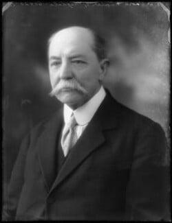 James Pearse Napier, 3rd Baron Napier of Magdala, by Bassano Ltd, 28 November 1922 - NPG x75319 - © National Portrait Gallery, London