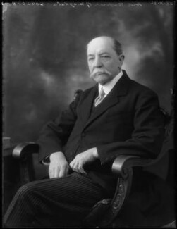 James Pearse Napier, 3rd Baron Napier of Magdala, by Bassano Ltd, 28 November 1922 - NPG x75321 - © National Portrait Gallery, London