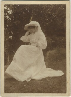 Lady Ottoline Morrell, by Unknown photographer - NPG x144142