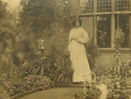 Lady Ottoline Morrell, by Unknown photographer - NPG x144147
