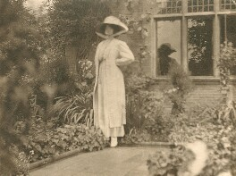 Lady Ottoline Morrell, by Unknown photographer - NPG x144148