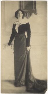 Lady Ottoline Morrell, by Cavendish Morton, 1912 - NPG  - © National Portrait Gallery, London