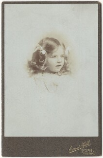 Julian Vinogradoff (née Morrell), by Ernest Charles Hall - NPG x144160