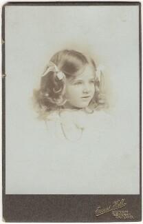 Julian Vinogradoff (née Morrell), by Ernest Charles Hall - NPG x144161