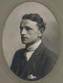 Lionel Gomm (né Lionel Harry Weedon Collinson), by Unknown photographer - NPG x144184