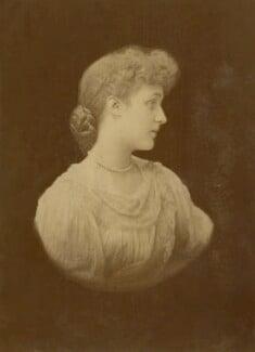 Violet Manners, Duchess of Rutland, by Michele Schemboche - NPG x144187
