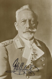 Wilhelm II, Emperor of Germany and King of Prussia, by Unknown photographer - NPG x144189