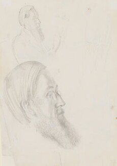 Lytton Strachey, by Dora Carrington - NPG 6738