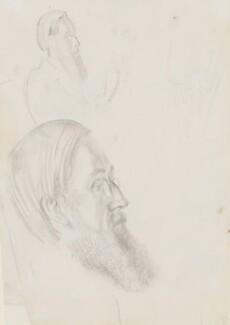 Lytton Strachey, by Dora Carrington, circa 1916 - NPG 6738 - © National Portrait Gallery, London