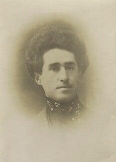 Samuel Solomonovich ('Kot') Koteliansky, by Chesney, Ltd - NPG x144193