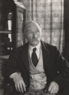 Thomas Hardy, by Clive Holland - NPG x17357