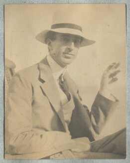 Philip Edward Morrell, by Lady Ottoline Morrell, 1908 - NPG Ax140012 - © National Portrait Gallery, London