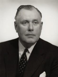 Godfrey William Lagden, by Bassano Ltd - NPG x170045