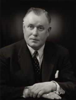 Godfrey William Lagden, by Bassano Ltd - NPG x170046