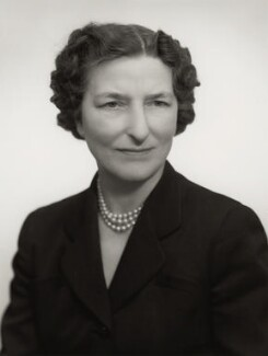 Annie Muriel Gammans (née Paul), Lady Gammans, by Bassano Ltd - NPG x170049