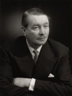 Sir Edmund McNeill Cooper-Key (later Sir Neill Cooper-Key), by Bassano Ltd - NPG x170051