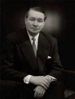 Sir Edmund McNeill Cooper-Key (later Sir Neill Cooper-Key), by Bassano Ltd - NPG x170052